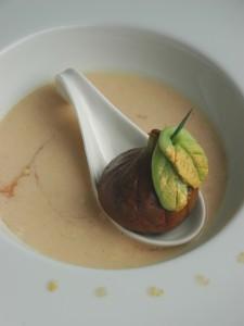Chef's Handyman Rezept-Blog Quittensuppe süss