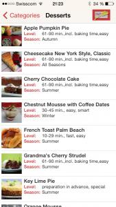 Chef's Handyman App