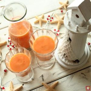 Papaya-Smoothie