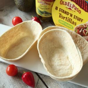 Tortilla Schalen Old El Paso