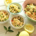 erfrischender Couscous Salat