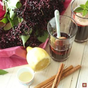 Holunder-Tee