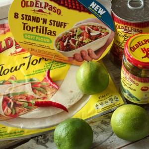 Old El Paso Produkte