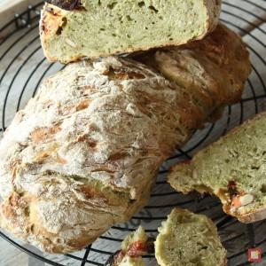 Green Tea Loaf